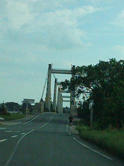 pont de Montjean sur Loire