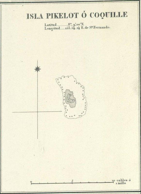 L'île de Pikelot