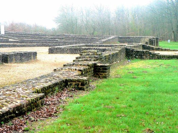 Le site archéologique de Cherré