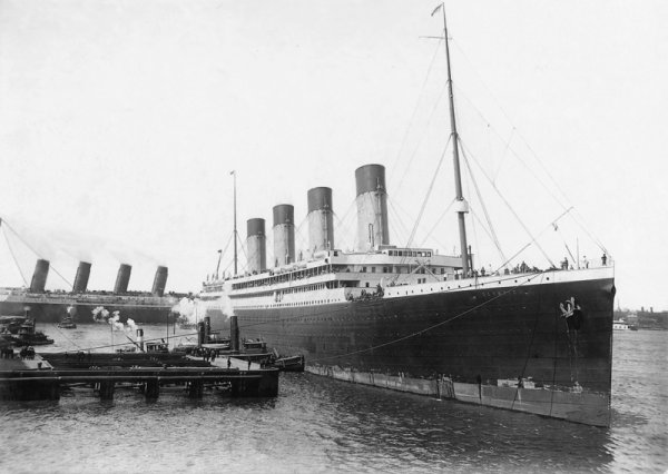 Le RMS Olympic