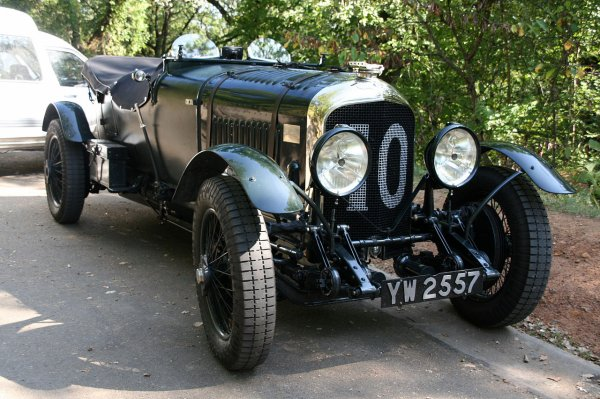 La Bentley 4½ Litre
