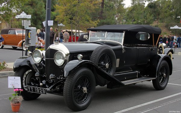 La Bentley 6½ Litre