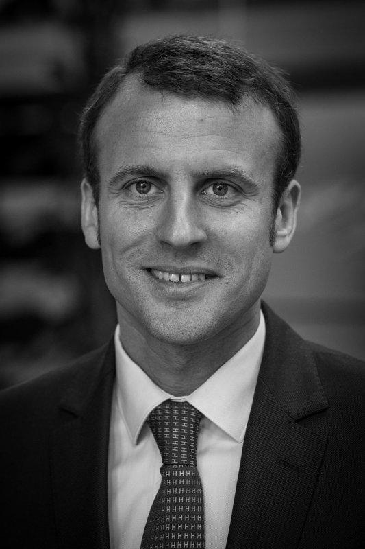Emmanuel Macron, le nouveau président