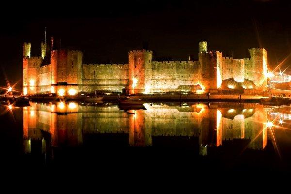 Les châteaux forts et enceintes du roi Édouard Ier dans l'ancienne principauté de Gwynedd