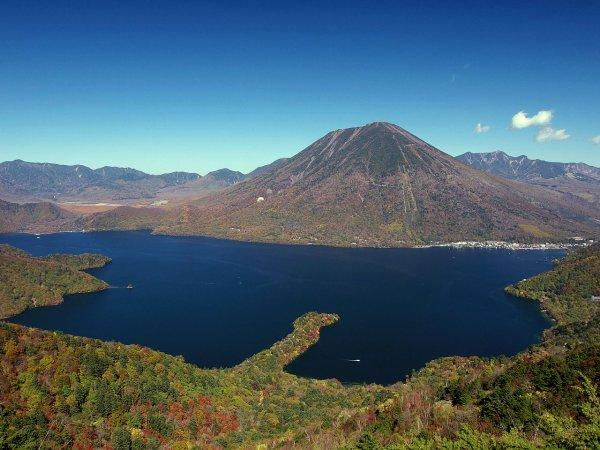 Le mont Nantai