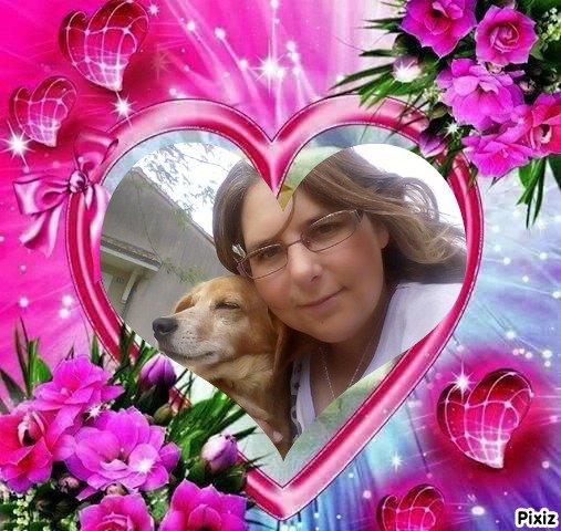 Montage de mon chien et moi