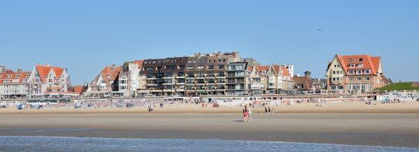 La plage du Coq (Flandre-Occidentale)