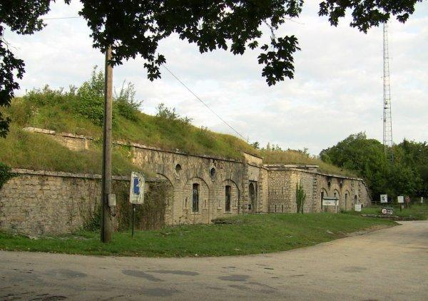 Le fort de Planoise