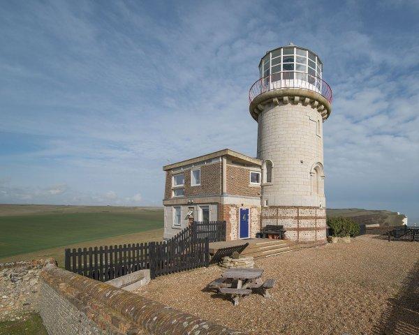 Le phare de Belle Tout (Sussex de l'Est)