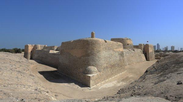 Le fort de Qal'at al-Bahreïn (Bahreïn)