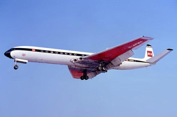 Le de Havilland DH 106 Comet