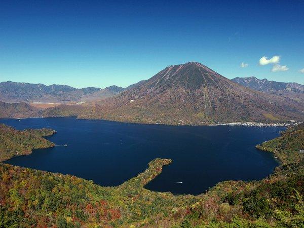 Le lac Chūzenji