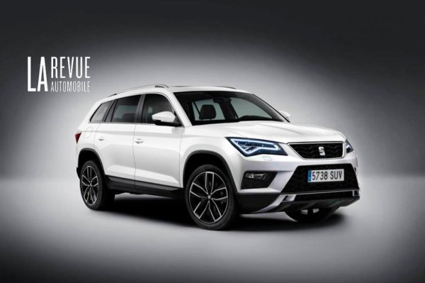 Seat SUV 7 places