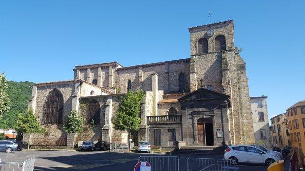 L'église Saint-Genès