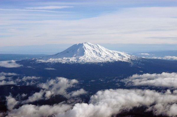 Le mont Adams