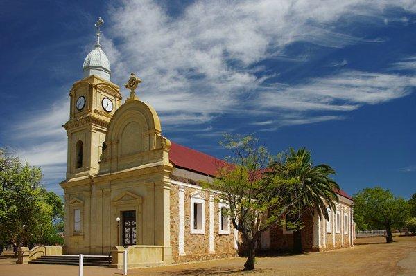L'abbaye de New Norcia en Australie