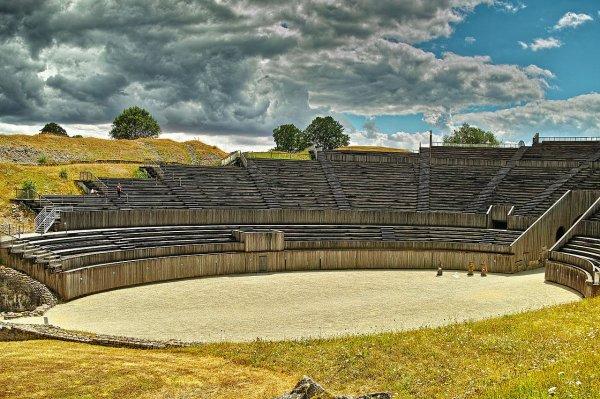 Le site archéologique de Grand