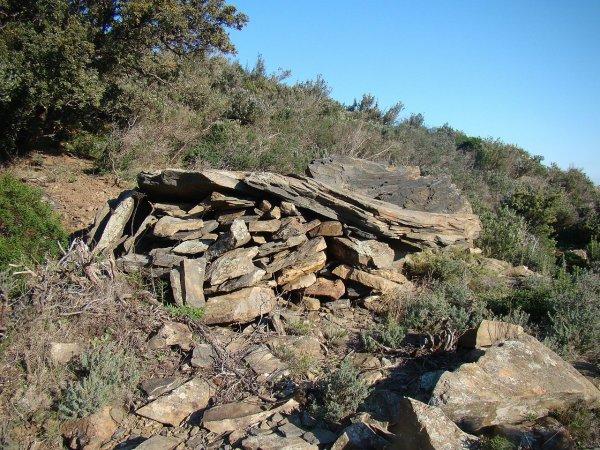 Le dolmen de la Coma Enestapera