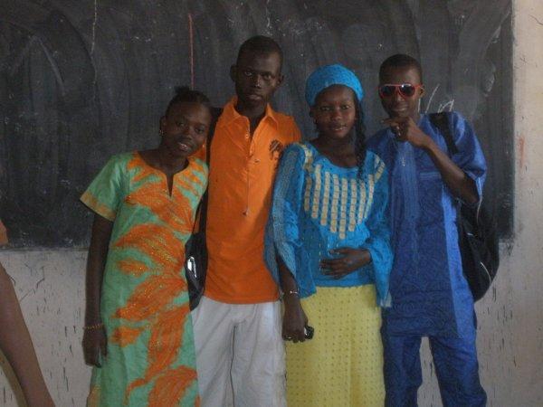 tyfa et mes deux amis