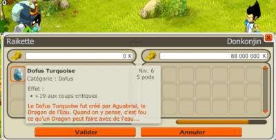 Nouveau Dofus :)