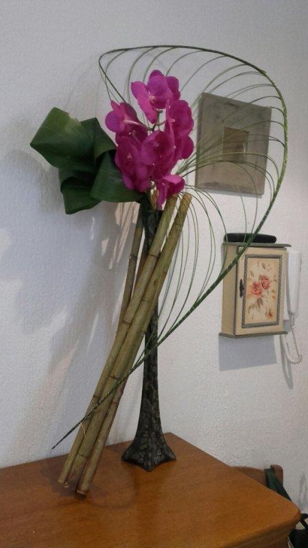 un autre bouquet  un essai pour un forum d'association pour un ami.