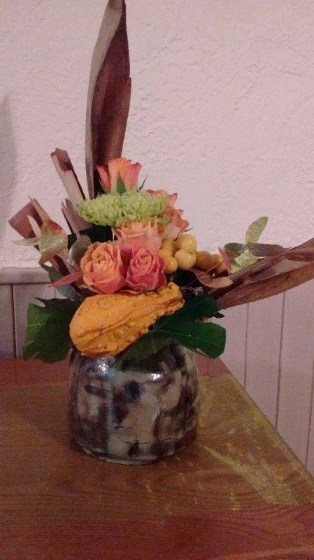 mon bouquet automnale