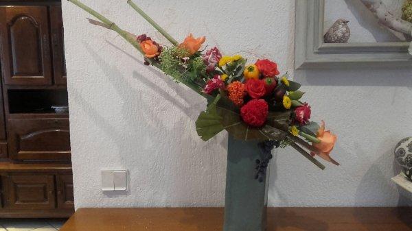 Bouquet automnale.