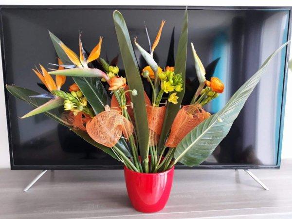 Bouquet main cours de cette semaine