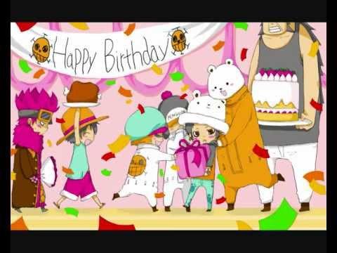 Joyeux anniversaire LAW ^^