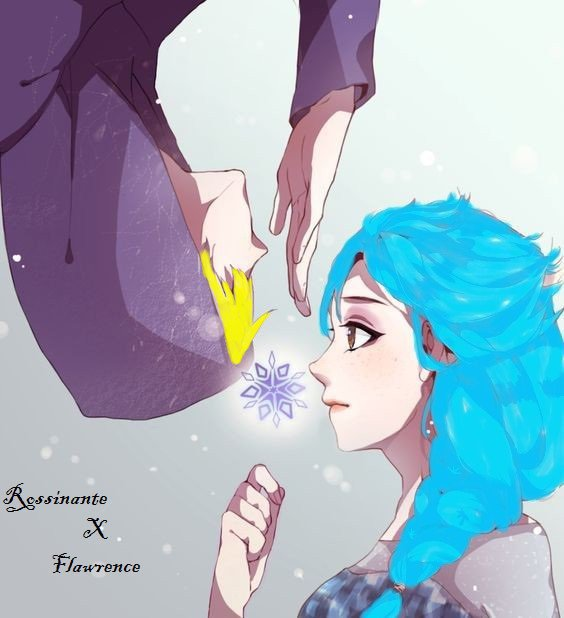 ♥ Rossinante x Flawrence ♥