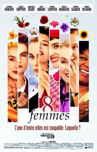 8 femmes au théâtre