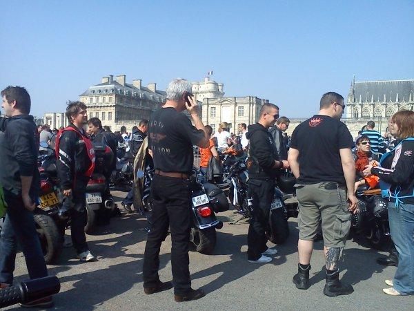 PHOTOS DE LA MANIFESTATIONS A PARIS LE 25 MARS 2012 AVEC LES FRANCS