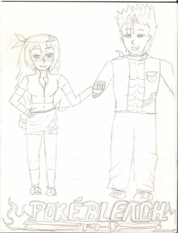 Grimmjow et Nell