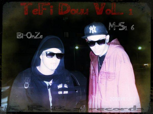 TeFé Dou Vol 1 _ Bi-Onze  Ft  M-S16_ K.R.B.s records (201)
