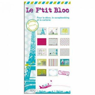 Les papiers: Le p'tit bloc Paris de Toga