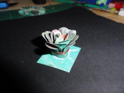 Trucs et astuces: Les fleurs en papier