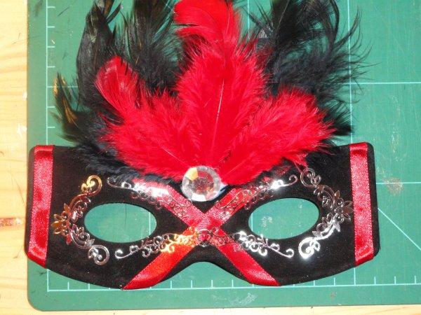 Les masques: mon premier