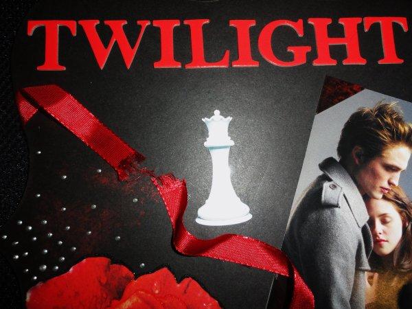 Les plaques: plaque Twilight