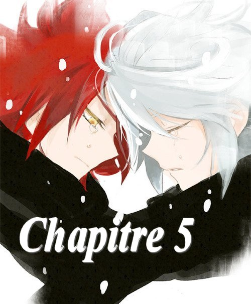 Fanfiction 5 : Chapitre 5