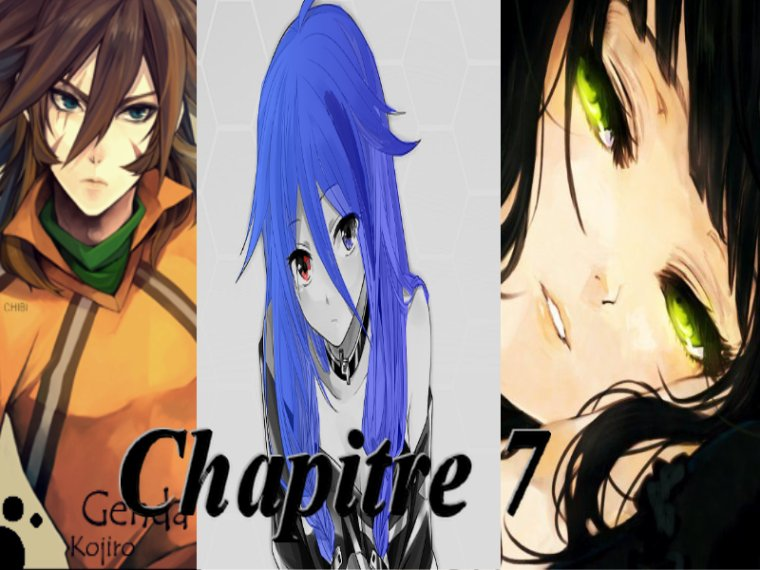 Fanfiction 5 : Chapitre 7
