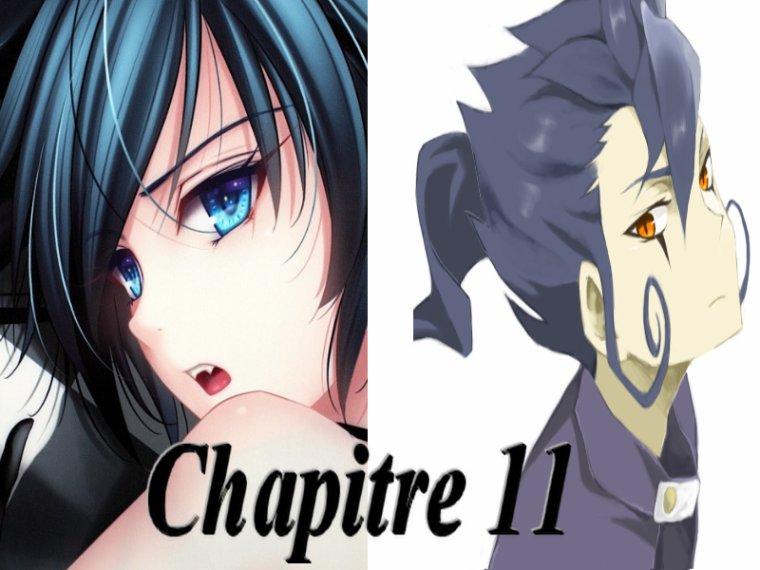 Fanfiction 5 : Chapitre 11