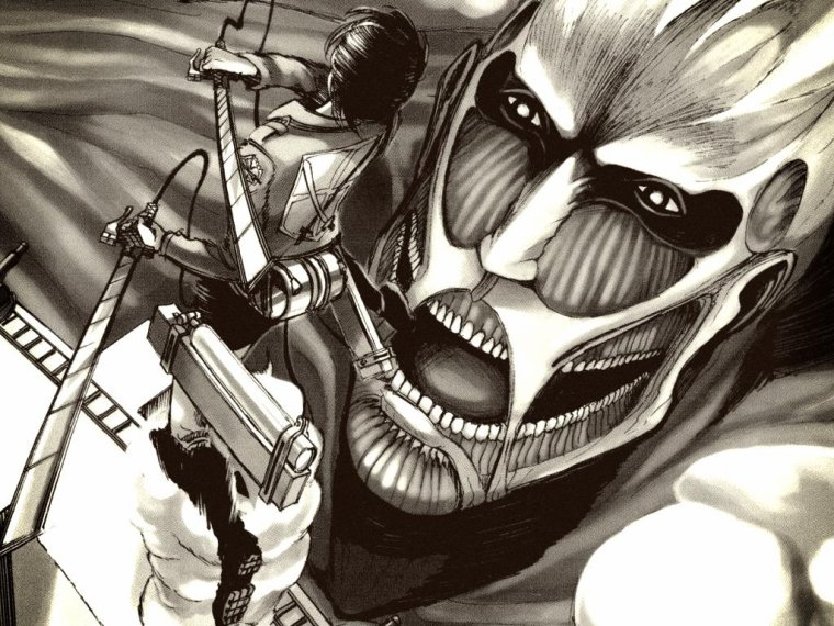 L'attaque des Titans: Chapitre 2