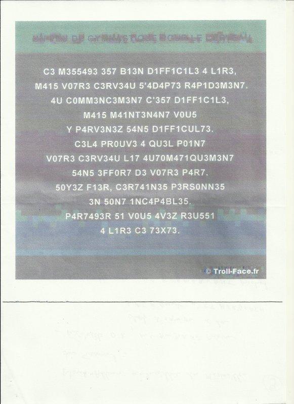 Atelier Mémoire!!