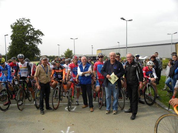 Cyclo-cross du jour à l'Hermitage (35)!!!