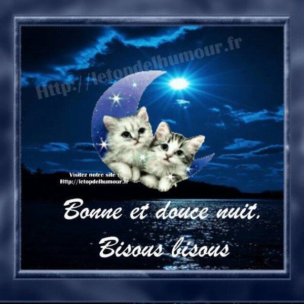 Bonne soirée à vous tous, mes Ami(e)s !!!