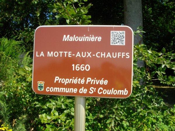 Randonnée de ce lundi 6 Août. à St-Coulomb !!!