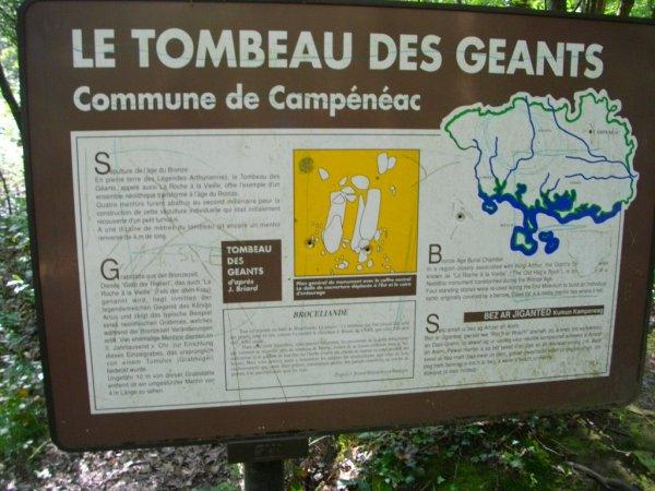 Ma randonnée du jour à Campénéac (56).!!!