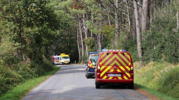 Assérac (Loire-Atlantique). Collision entre une moto et une voiture : un mort et un blessé grave.