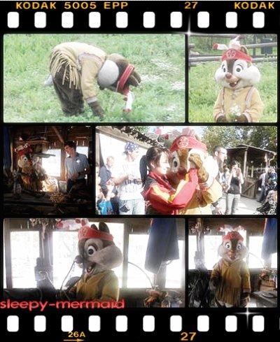 Le village de Woody