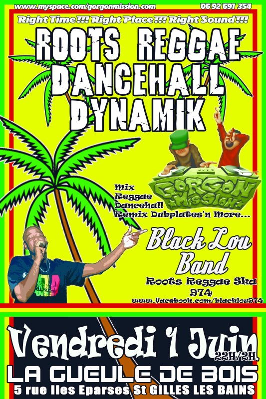 Roots Reggae DanceHall DyNaMiK